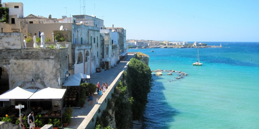Otranto - Scorcio panoramico