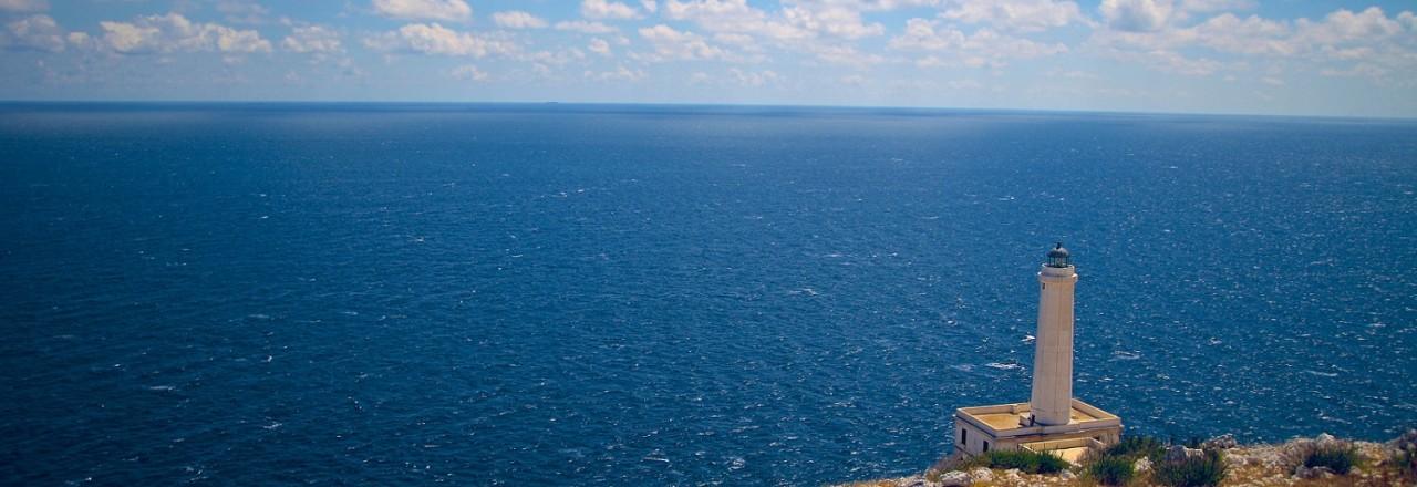 Le phare de Punta Palascia