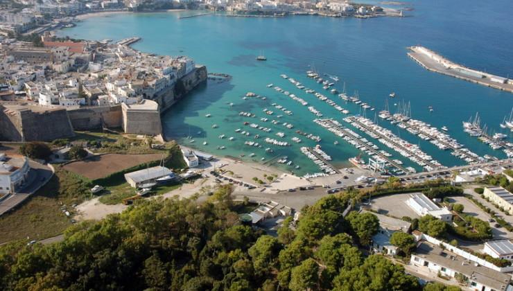 Otranto vista dall'alto (1)