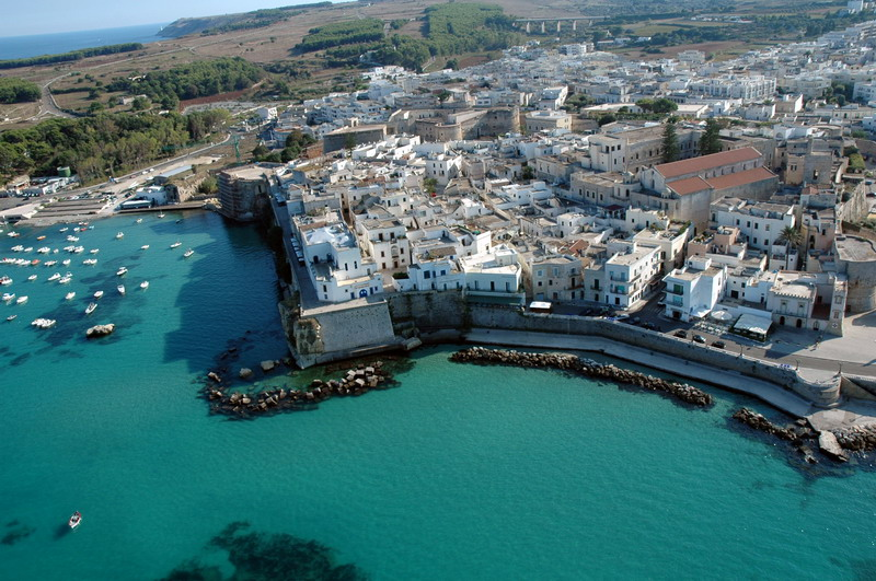 Otranto Vista Dall Alto B Amp B Alba Chiara